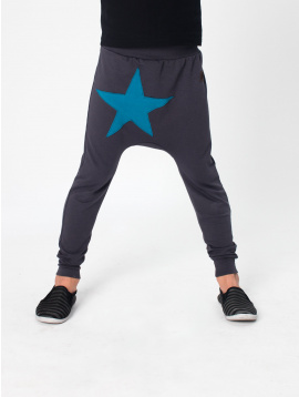 IceDress Drexiss baggy ANTRACIT STAR