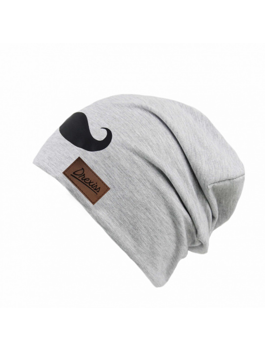 IceDress Drexiss čepka MOVEMBER GREY