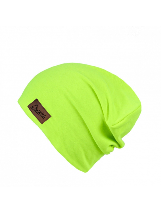 IceDress Drexiss čepka really NEON GREEN