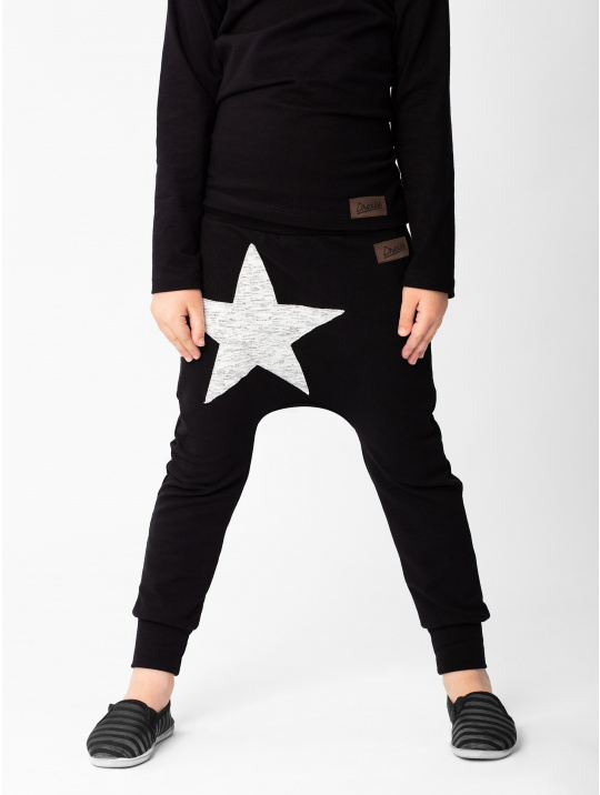 IceDress Drexiss baggy BLACK STAR
