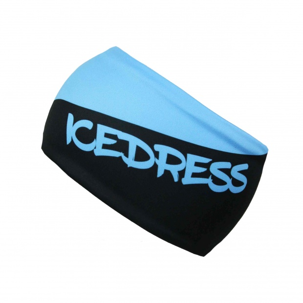 bddf5de3569 IceDress sportovní čelenka LIMITKA VI blue DOSPĚLÁ jaro léto Obvod 53 a více