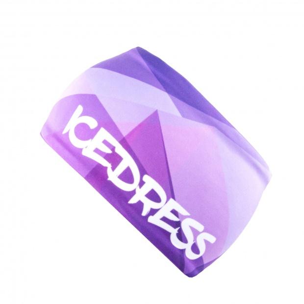 d71b450197f IceDress sportovní čelenka TRIANGL IV DOSPĚLÁ podzim zima Obvod 53 a více