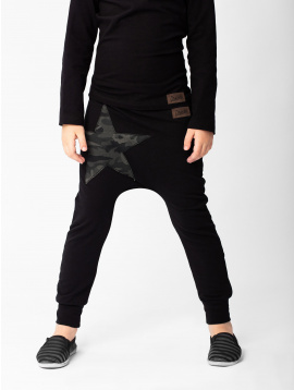 IceDress Drexiss baggy BLACK STAR I