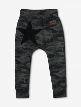 IceDress Drexiss baggy ARMY STAR