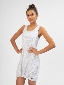 IceDress IceDress šaty LIGHT GREY SPORT DOSPĚLÉ