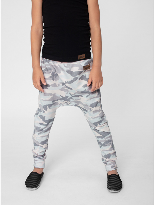 IceDress Drexiss baggy ARMY GREY